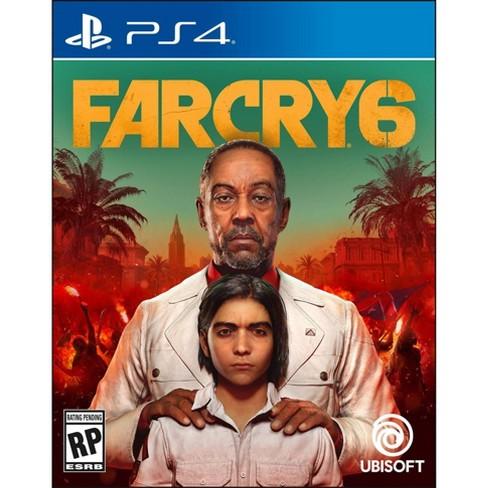 Far Cry 6 Playstation 4 Target