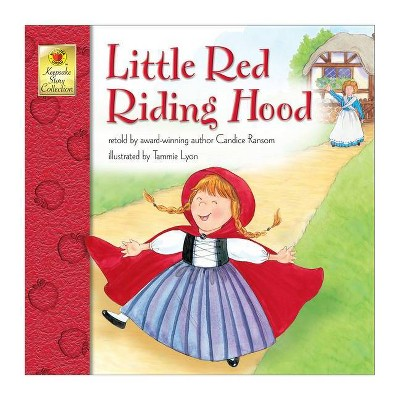 Little Red Riding Hood - (Keepsake Stories) by  Candice Ransom (Paperback)