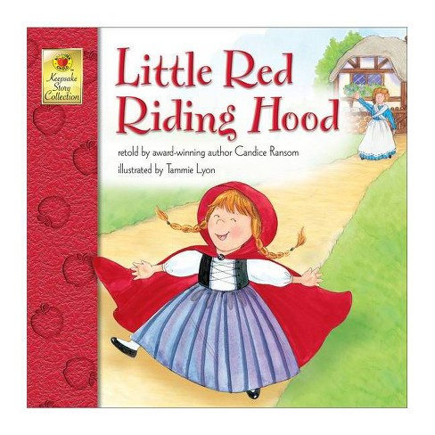 Little Red Riding Hood - (Keepsake Stories) by  Candice Ransom (Paperback) - image 1 of 1