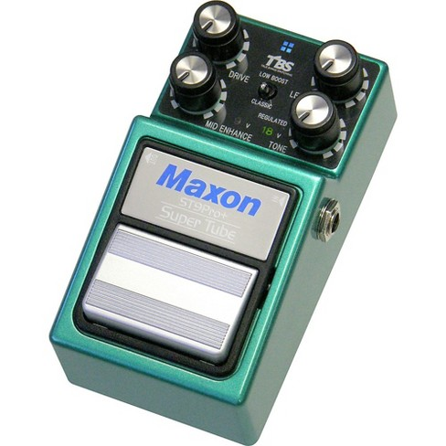 Maxon ST-9 Super Tube Pro Plus Distortion Guitar Effects Pedal from Nine Series - image 1 of 1