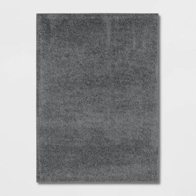 4'x6' Shag Rug Gray - Room Essentials™