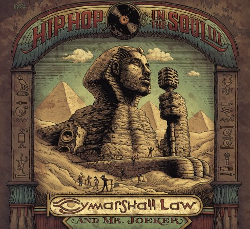 Cymarshall law - Hip hop in the soul 3 (CD) - image 1 of 1
