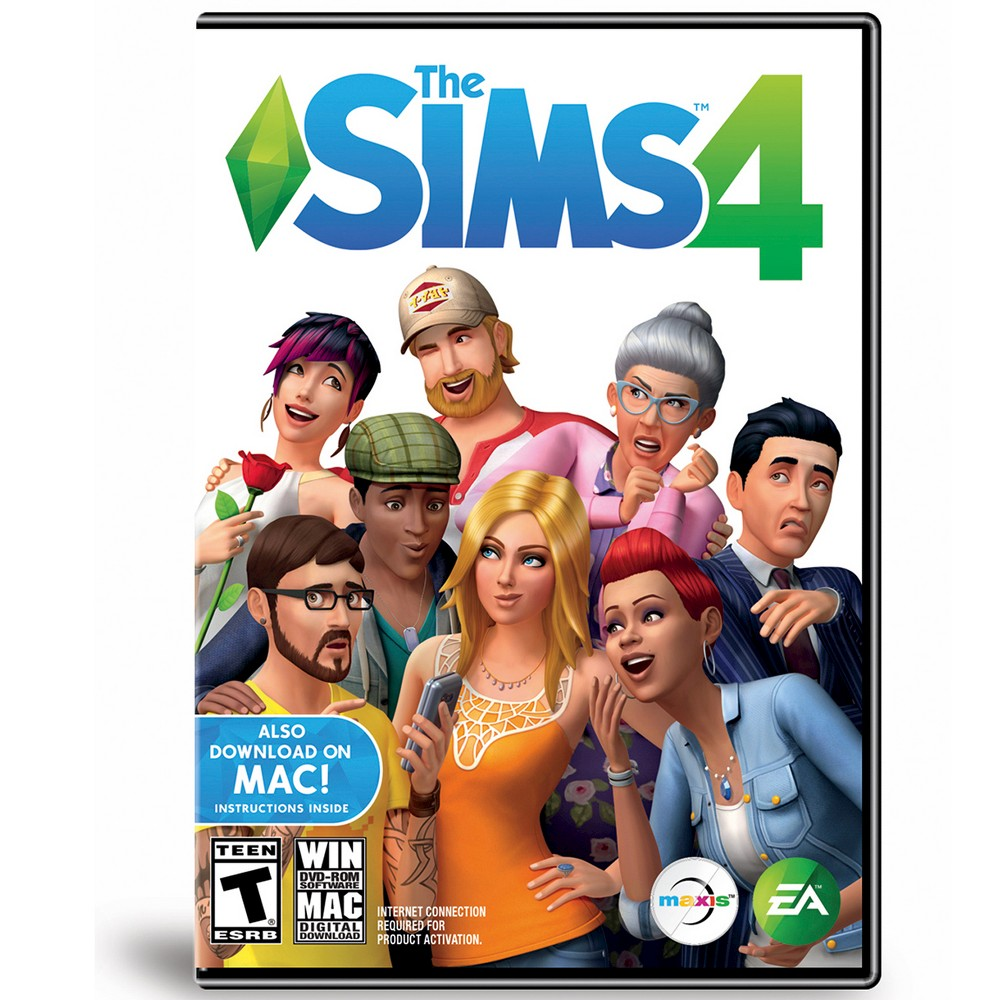 Electronic Arts The Sims 4 PC Games, Video Games