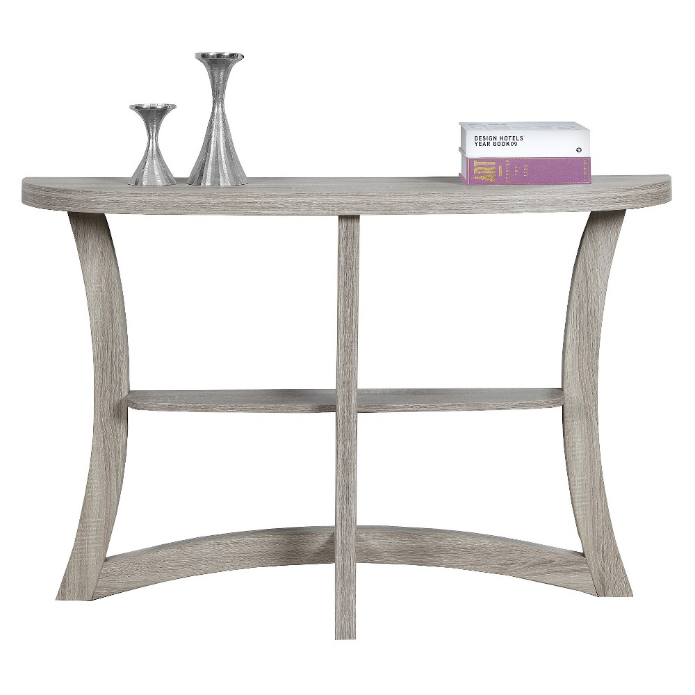 Console Table - Dark Taupe - EveryRoom