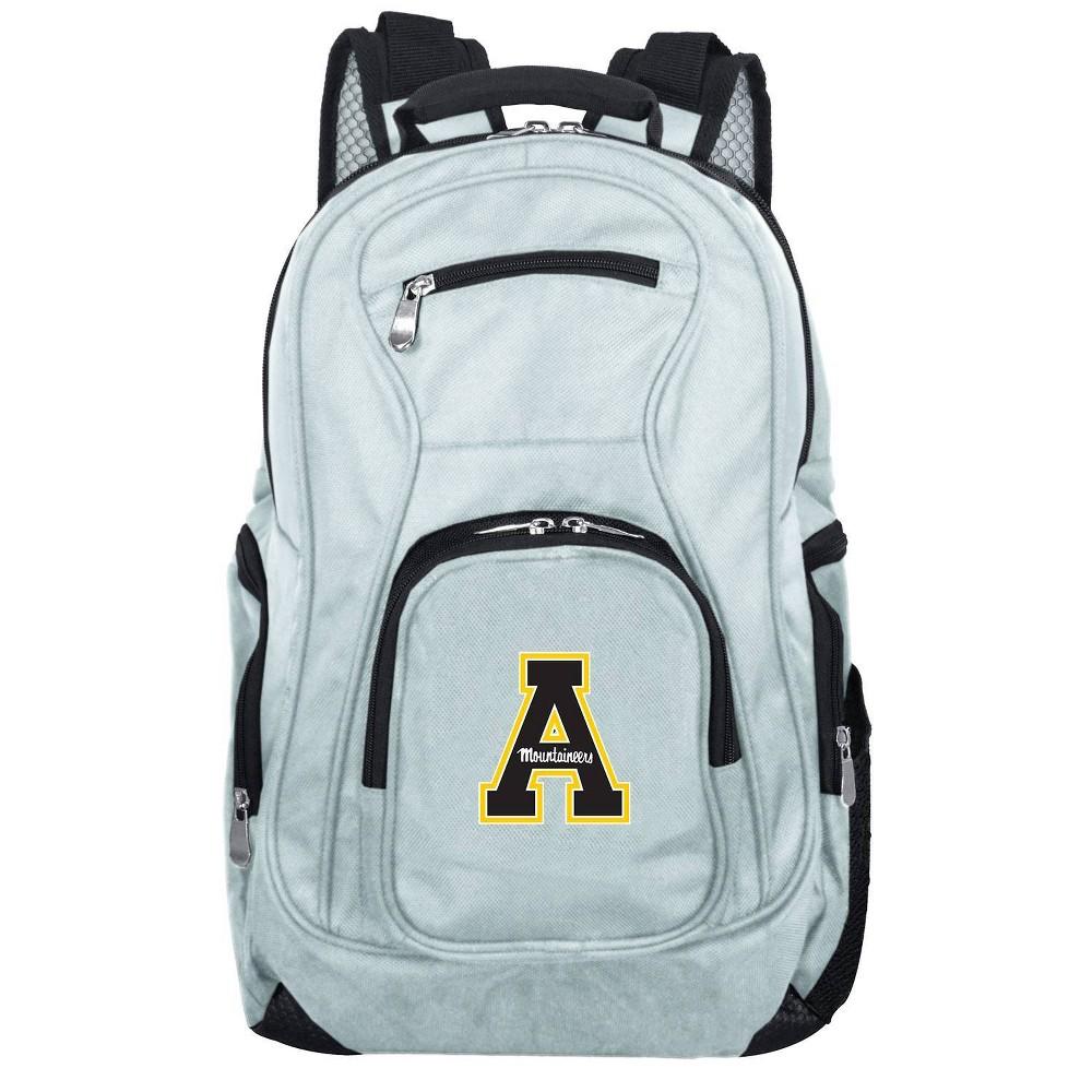 NCAA Appalachian State Mountaineers Gray Premium Laptop Bag
