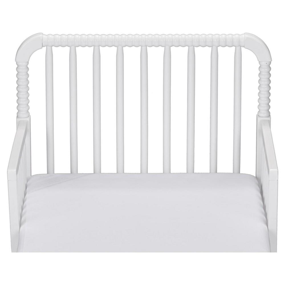 Rowan Valley Kids Linden Toddler Bed - White - Little Seeds