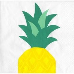 30ct Pineapple Lunch Napkin - Sun Squad™