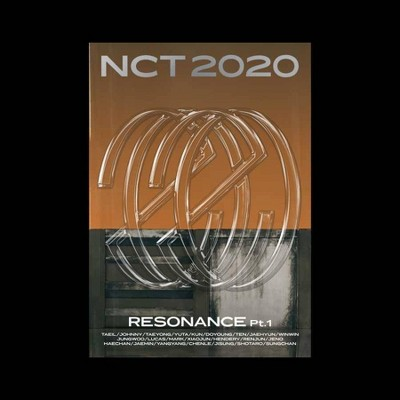 NCT - The 2nd Album RESONANCE Part 1 (The Future Version)(CD)