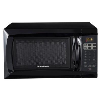 Procter Silex 0.6 cu ft 700 Watt Microwave - Black - PSCMDI06BK-07