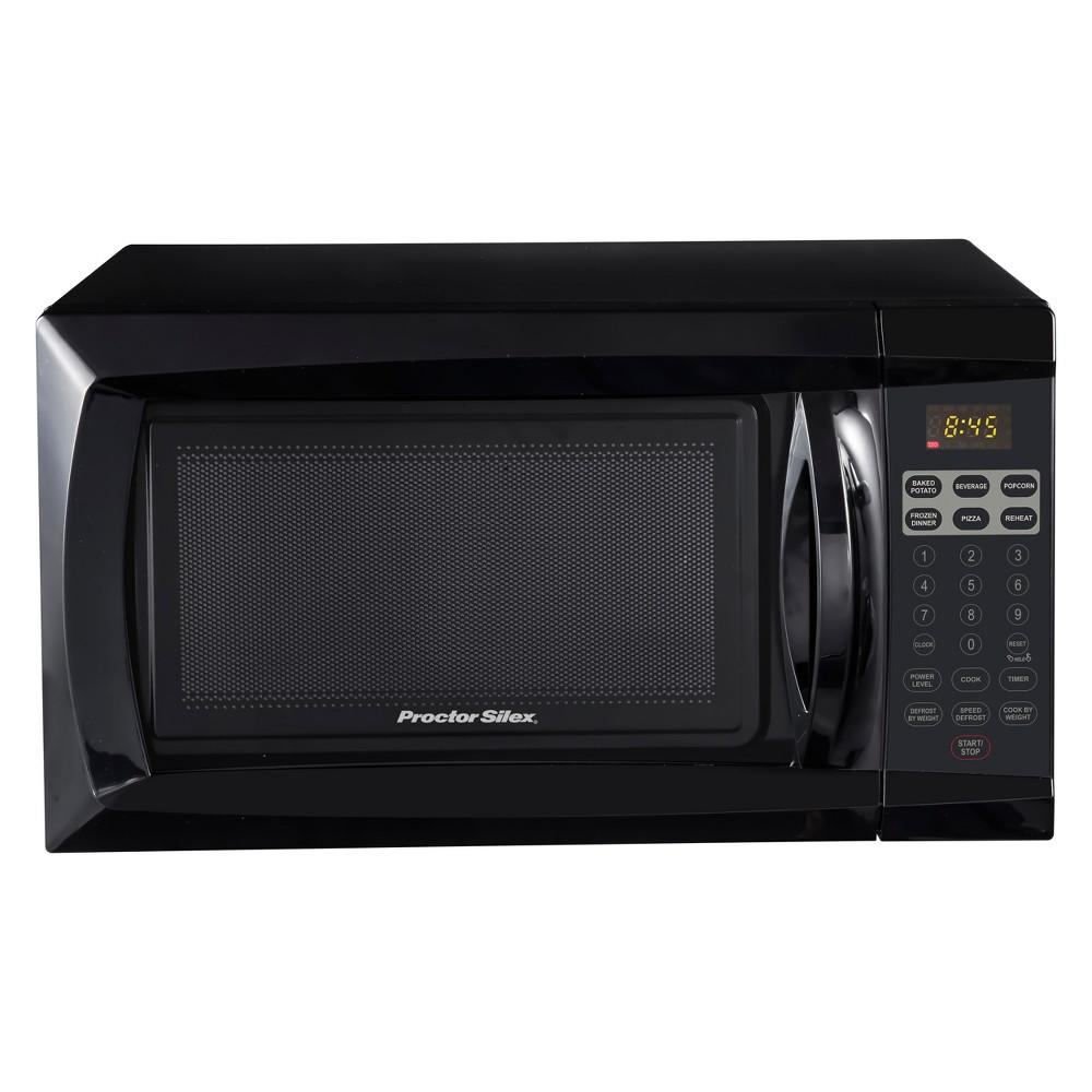 Image of Procter Silex 0.6 cu ft Microwave - Black PSCMDI06BK-07