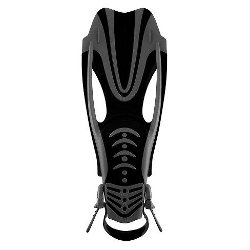 U.S. Divers 240870 Proflex Fx Size Large Diving & Swimming Fins with Bag, Black - image 1 of 3