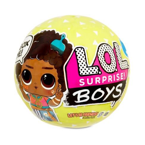 L O L Surprise Boys Series 3 Doll Target