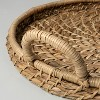 Woven Circular Serve Tray with Handles - Hearth & Hand™ with Magnolia - image 4 of 4