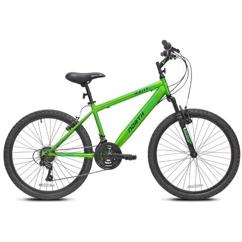 "Kent Northstar 24"" Kids' Mountain Bike - Green - image 1 of 4"