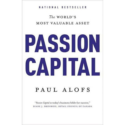 Passion Capital - by  Paul Alofs (Paperback) - image 1 of 1