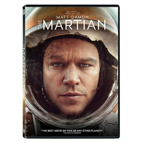 The Martian (DVD) - image 1 of 1