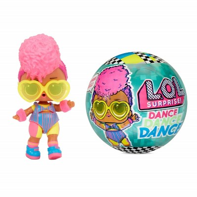L.O.L. Surprise! Dance Dance Dance Dolls with 8 Surprises