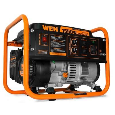 WEN 56155 4-Stroke 98cc 1550W Portable Power Generator