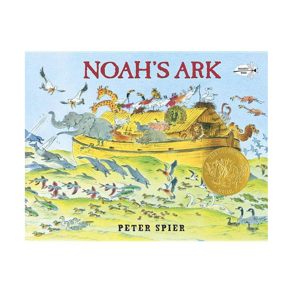 Noah S Ark Picture Yearling Book By Peter Spier Paperback