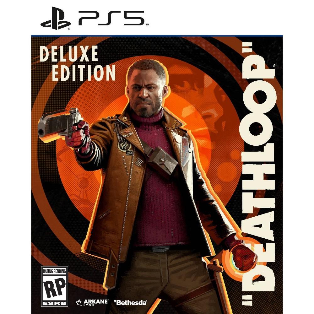 Deathloop Deluxe Edition Playstation 5