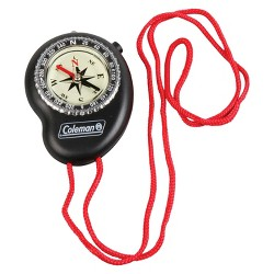 Coleman Compass with LED Light