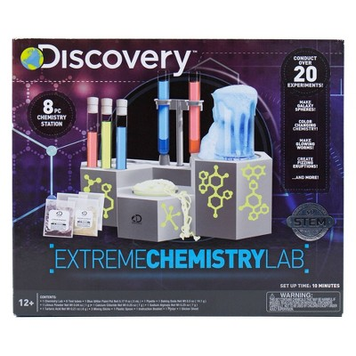 Discovery Kids Extreme Chemistry Lab