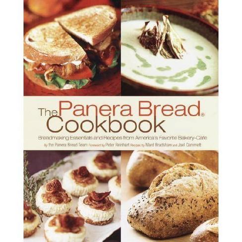 The Panera Bread Cookbook - (Paperback) - image 1 of 1