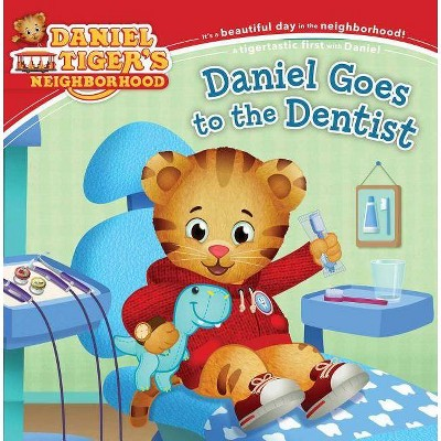 Daniel Goes to the Dentist - (Daniel Tiger's Neighborhood) (Paperback)