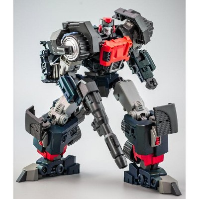 R-34 Cylindrus   Mastermind Creations Reformatted Action figures