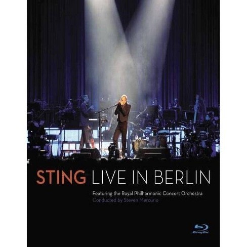 Sting: Live in Berlin (Blu-ray) - image 1 of 1