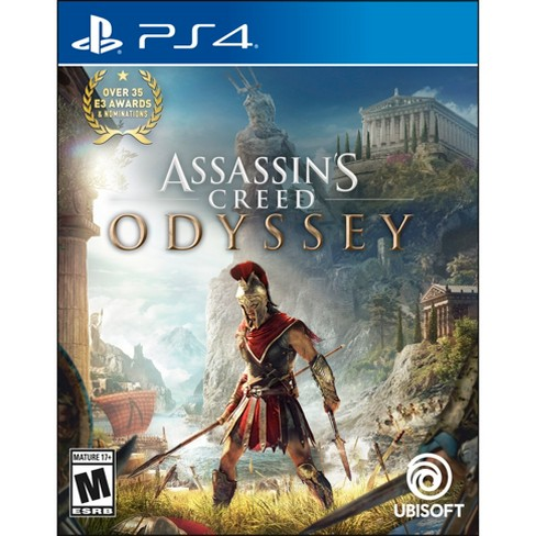 Assassin S Creed Odyssey Playstation 4 Target