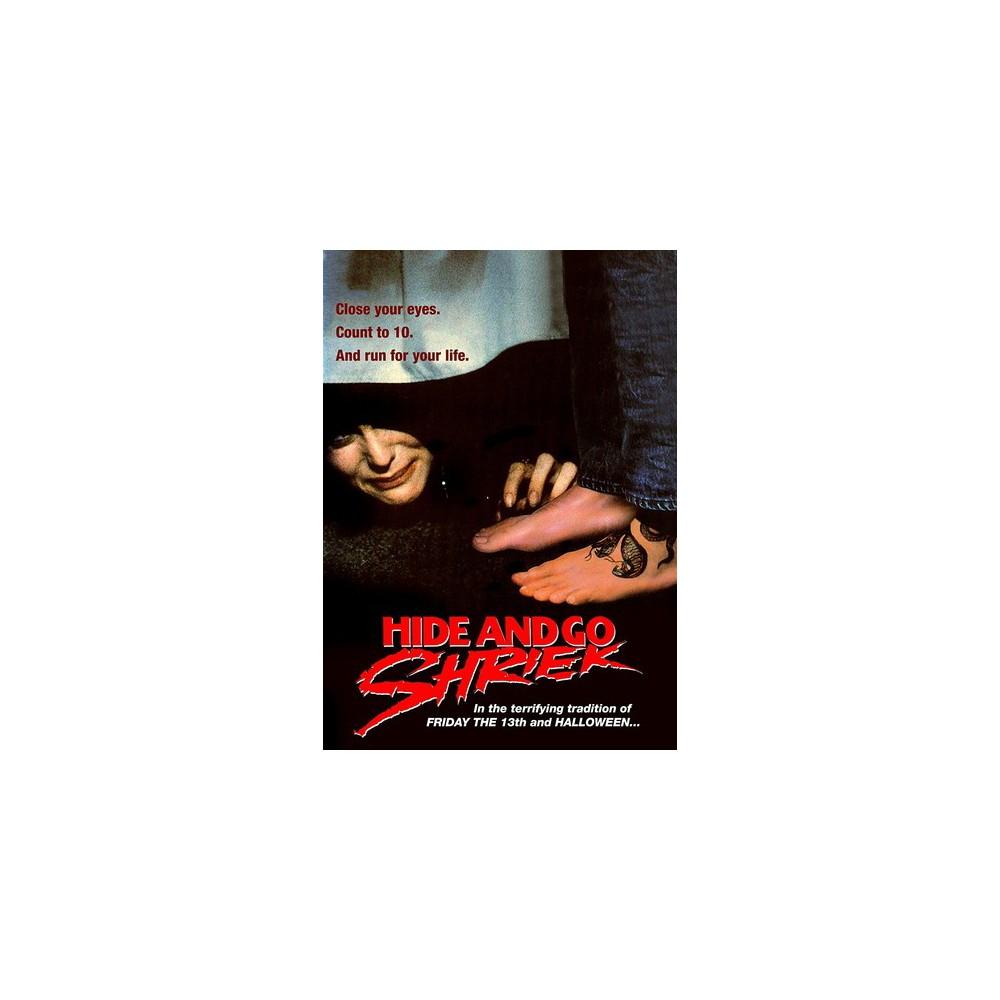 Hide And Go Shriek (Dvd), Movies