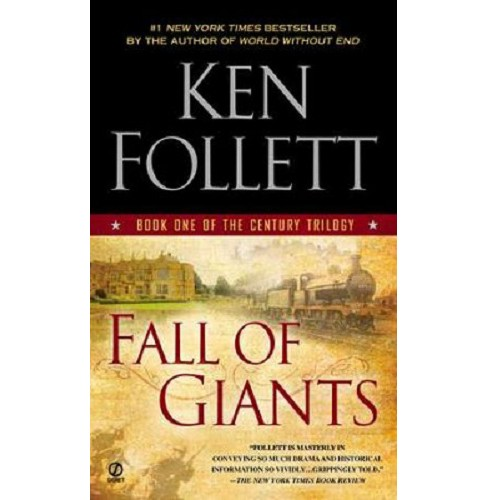 Fall of Giants (Reprint) (Paperback) by Ken Follett - image 1 of 1