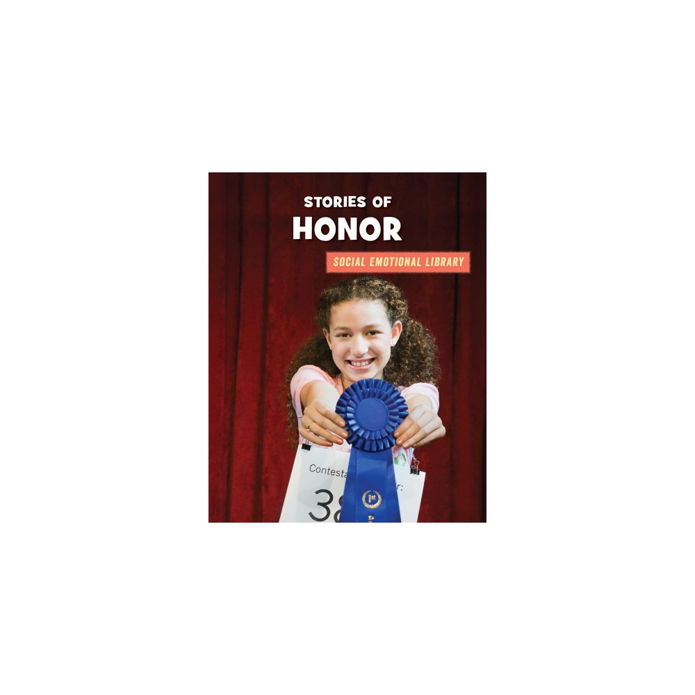 Stories of Honor - by Jennifer Colby (Paperback)