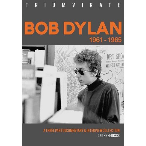 Dylan Bob: Triumvirate (DVD) - image 1 of 1