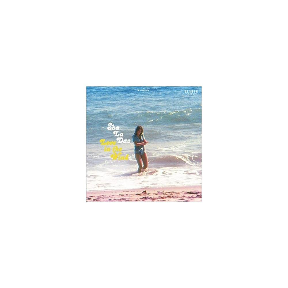 Sha La Das - Love In The Wind (Vinyl)