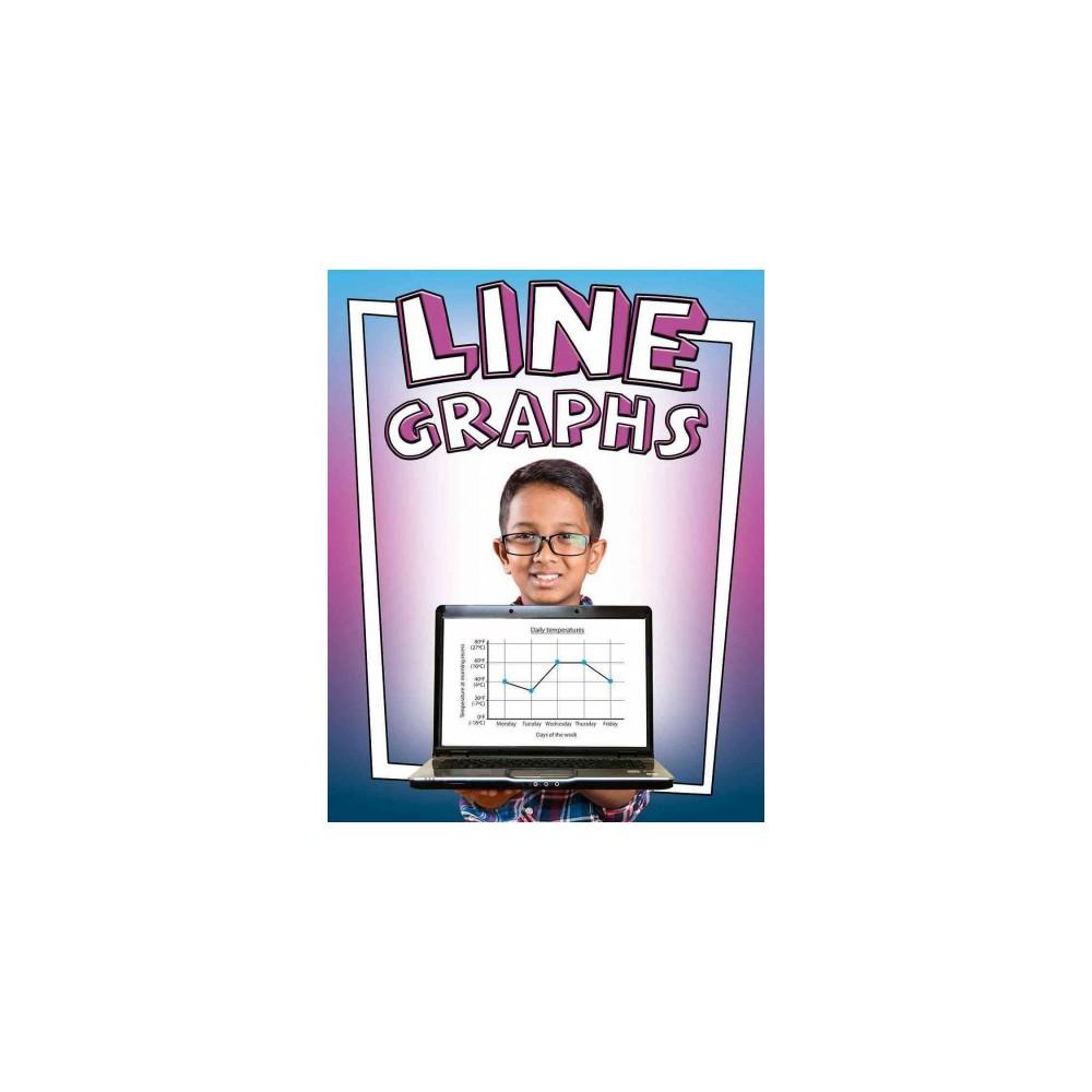 Line Graphs (Paperback) (Lizann Flatt)