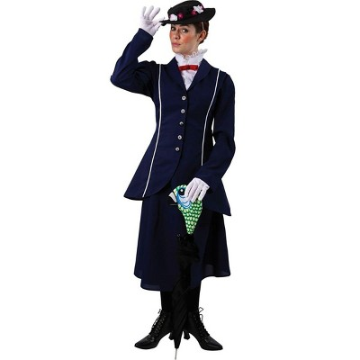 Orion Costumes Magical Nanny Adult Costume W Parrot Head Umbrella Cover Target