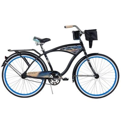 "Huffy Men's Panama Jack 26"" Cruiser Bike - Black"