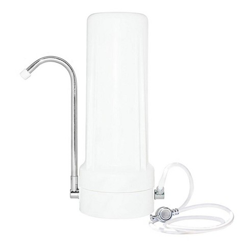 New Wave Enviro Products 796515300000 10 Stage Plus Portable Water Filter, White - image 1 of 2