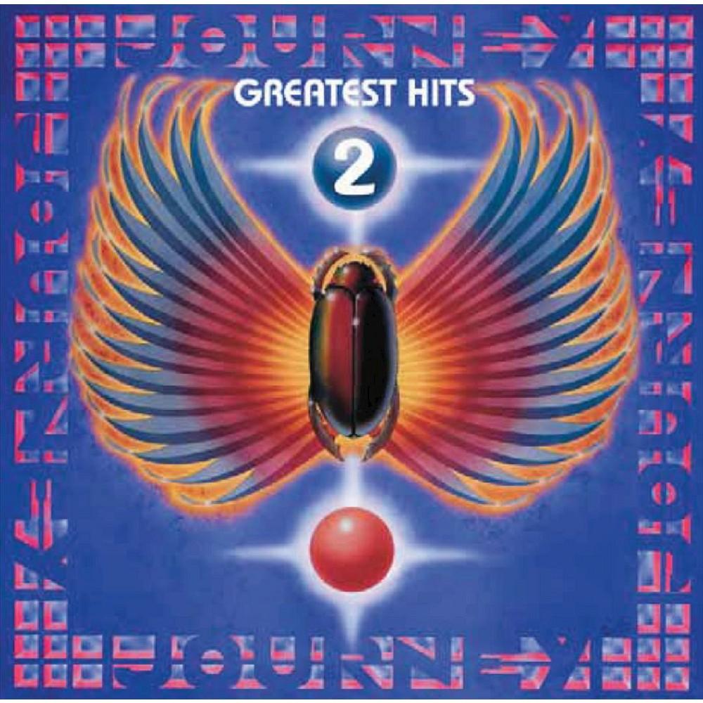 Journey - Journey's Greatest Hits Vol 2 (CD)