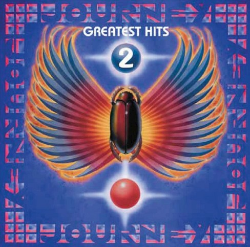 Journey - Journey's greatest hits vol 2 (CD) - image 1 of 1
