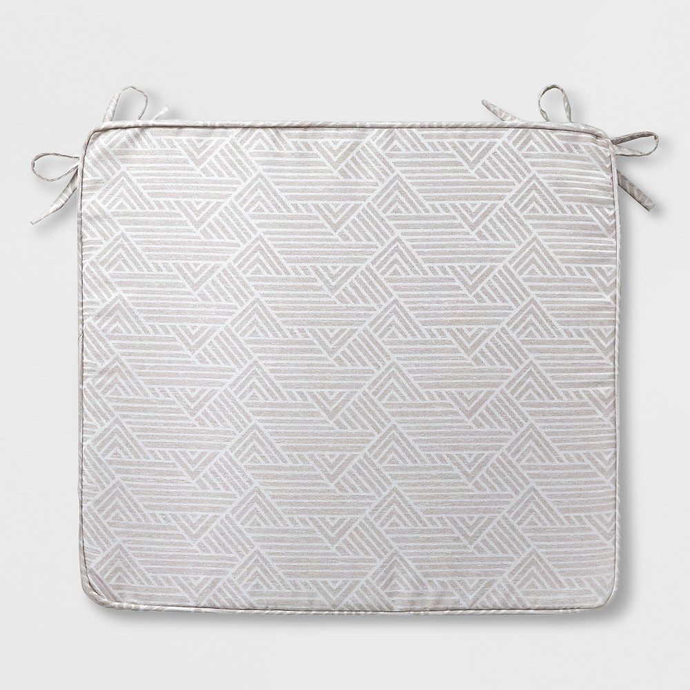 Range Pewter Outdoor Seat Cushion - Project 62