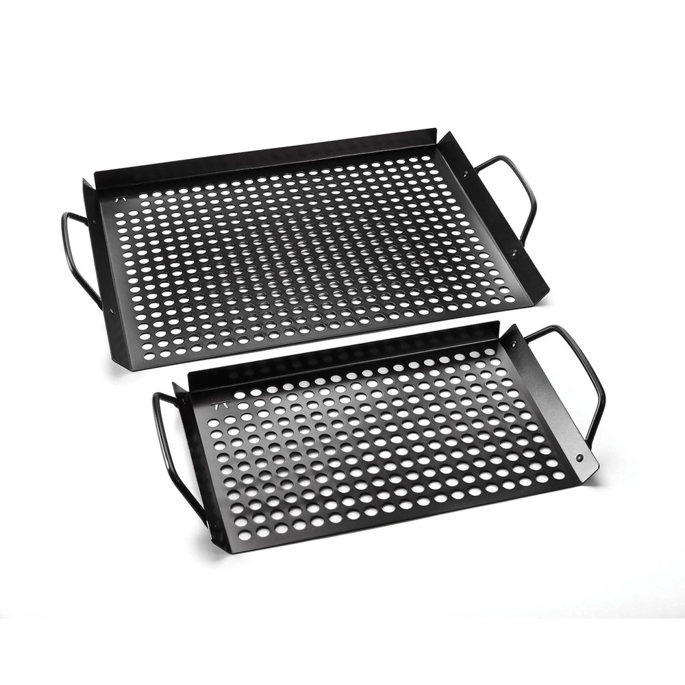 Image of Grill Grid Set - Outset, grill cookware