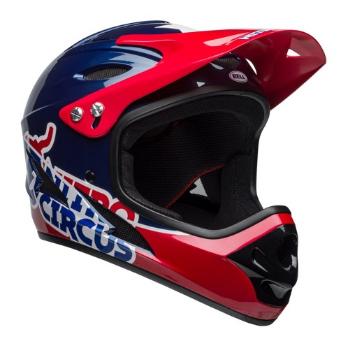Bell Sports Nitro Circus Exodus Full-Face Youth Bike Helmet -  Blue/Red - image 1 of 6
