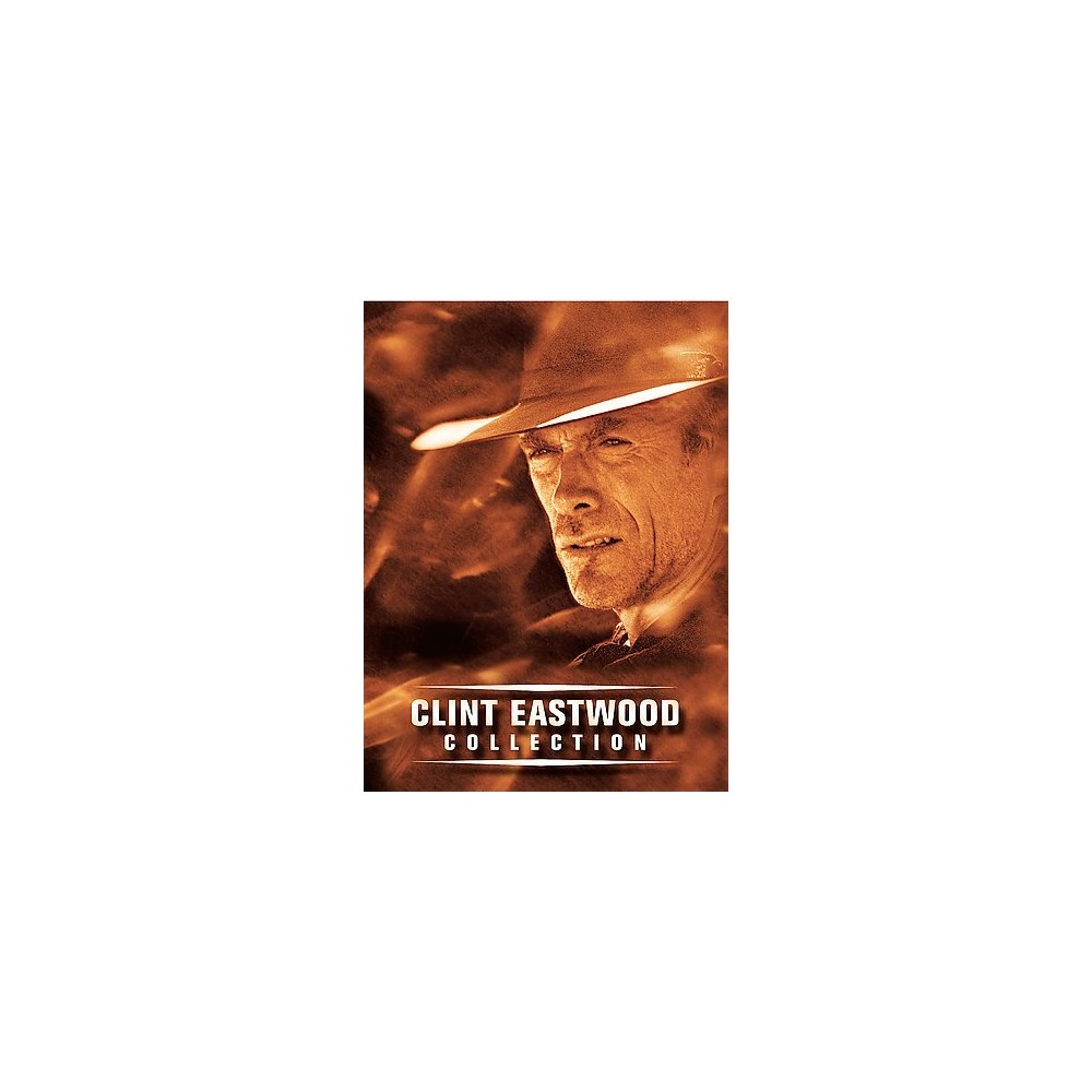 Eastwood Collection (Dvd)