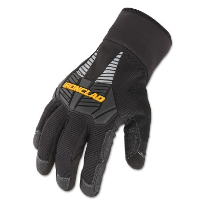 Ironclad Cold Condition Gloves Black Large CCG204L