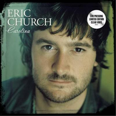 Eric Church - Carolina (Clear LP) (Vinyl)