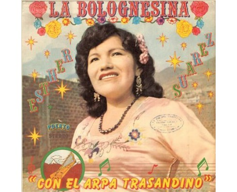 Esther Suarez - La Bolognesina (Vinyl) - image 1 of 1