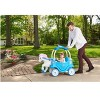 Little Tikes Princess Horse & Carriage - Frosty Blue - image 3 of 4